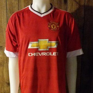 New W/O Tags Manchester United Jersey and Shorts copy